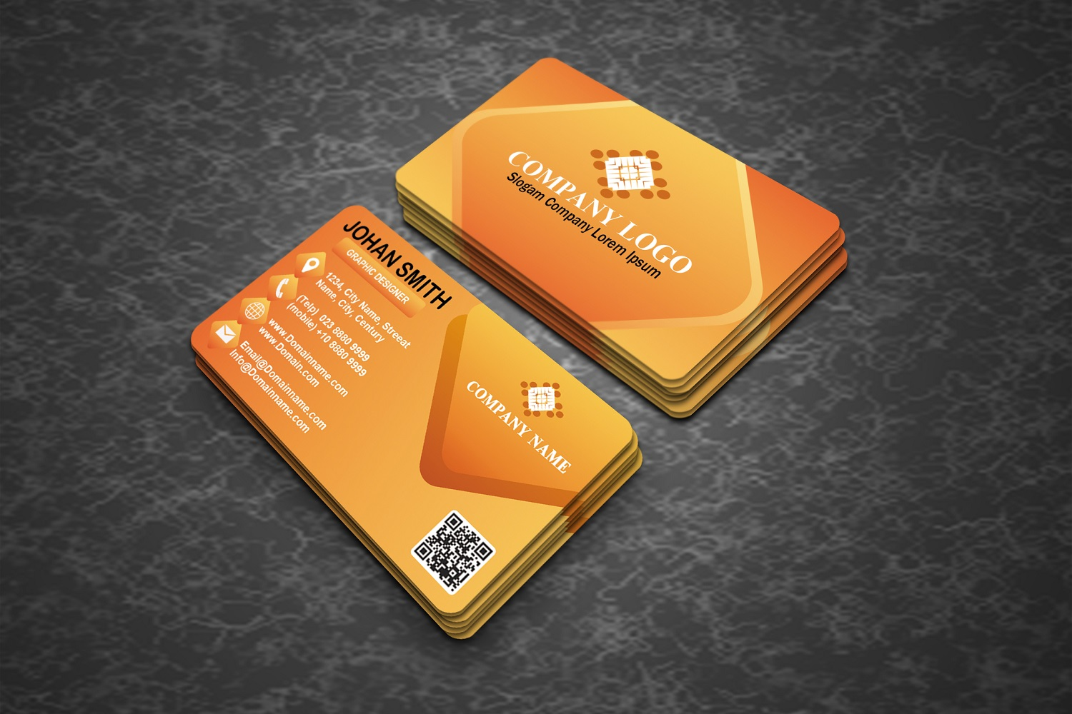 Creative Business Cards example image 3