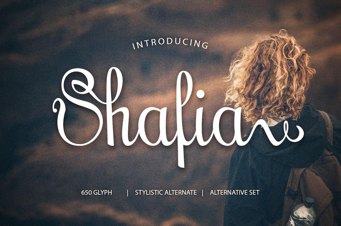 Shafia example image 1