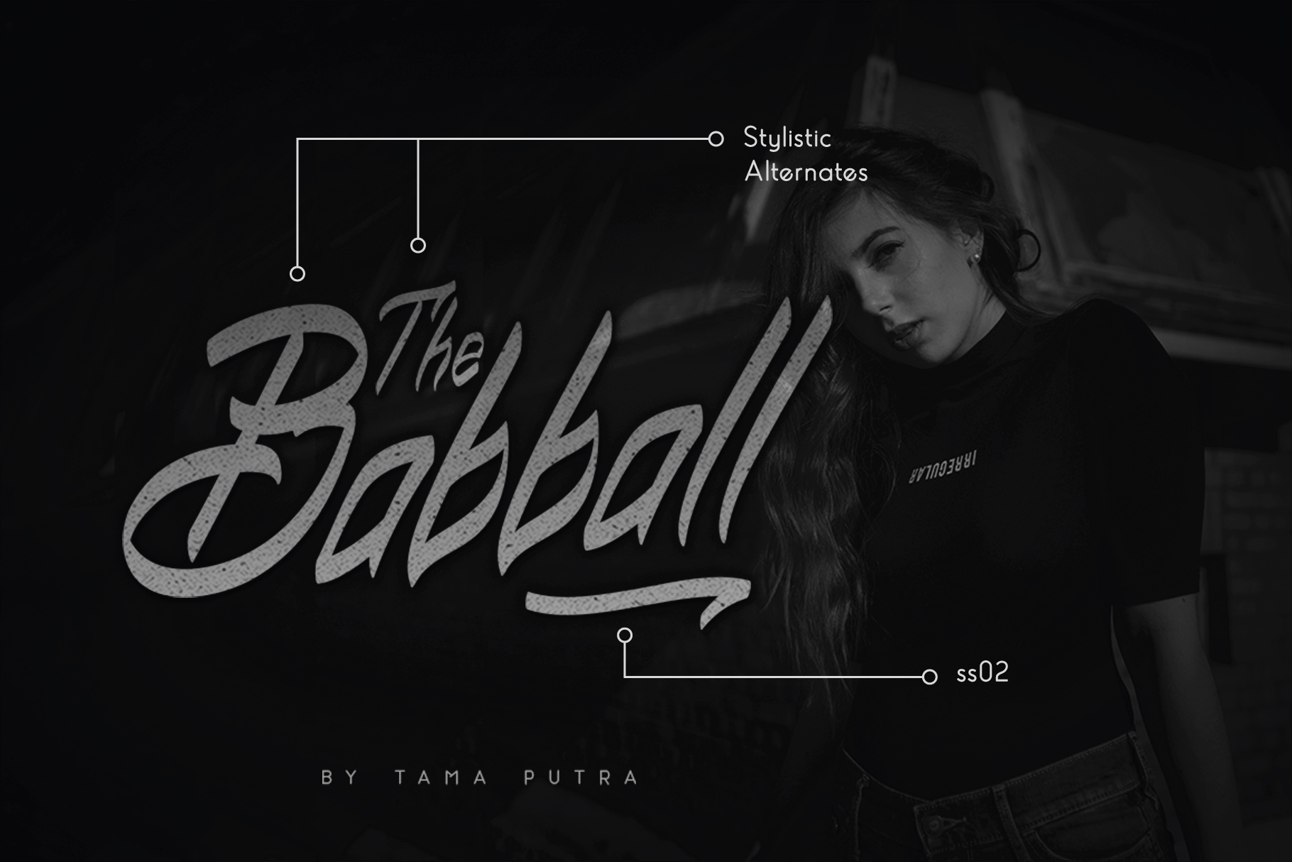 Babball Handwritten & Display Typeface example image 1