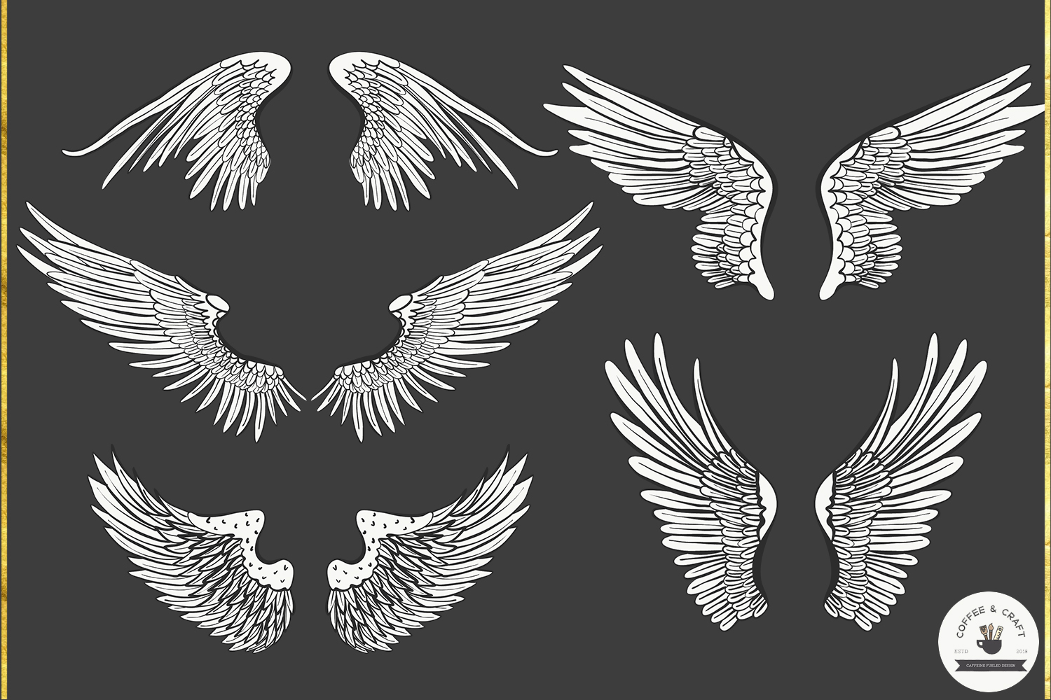 Eagles Wings example image 3