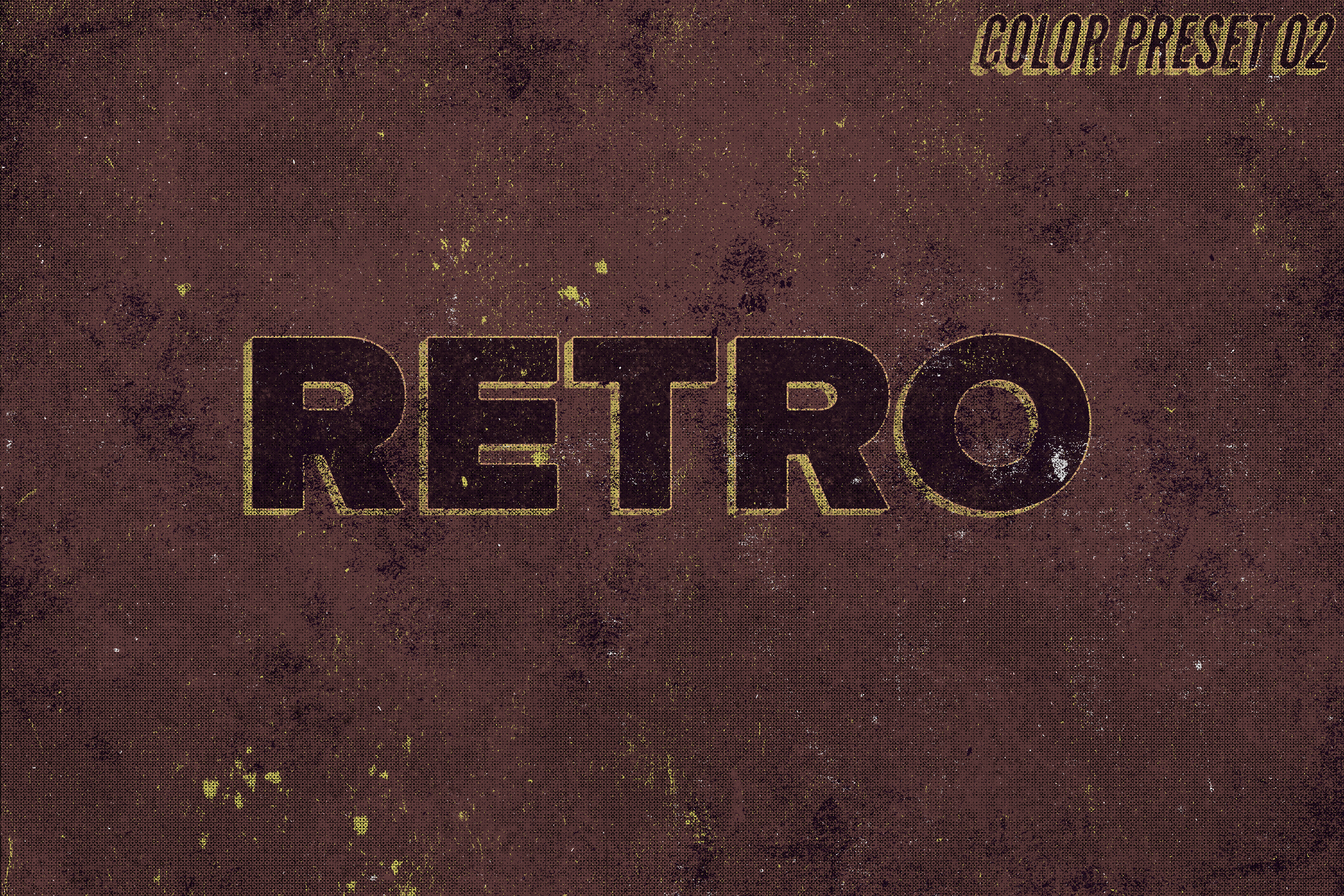 Grunge - Vintage Text Effect example image 4