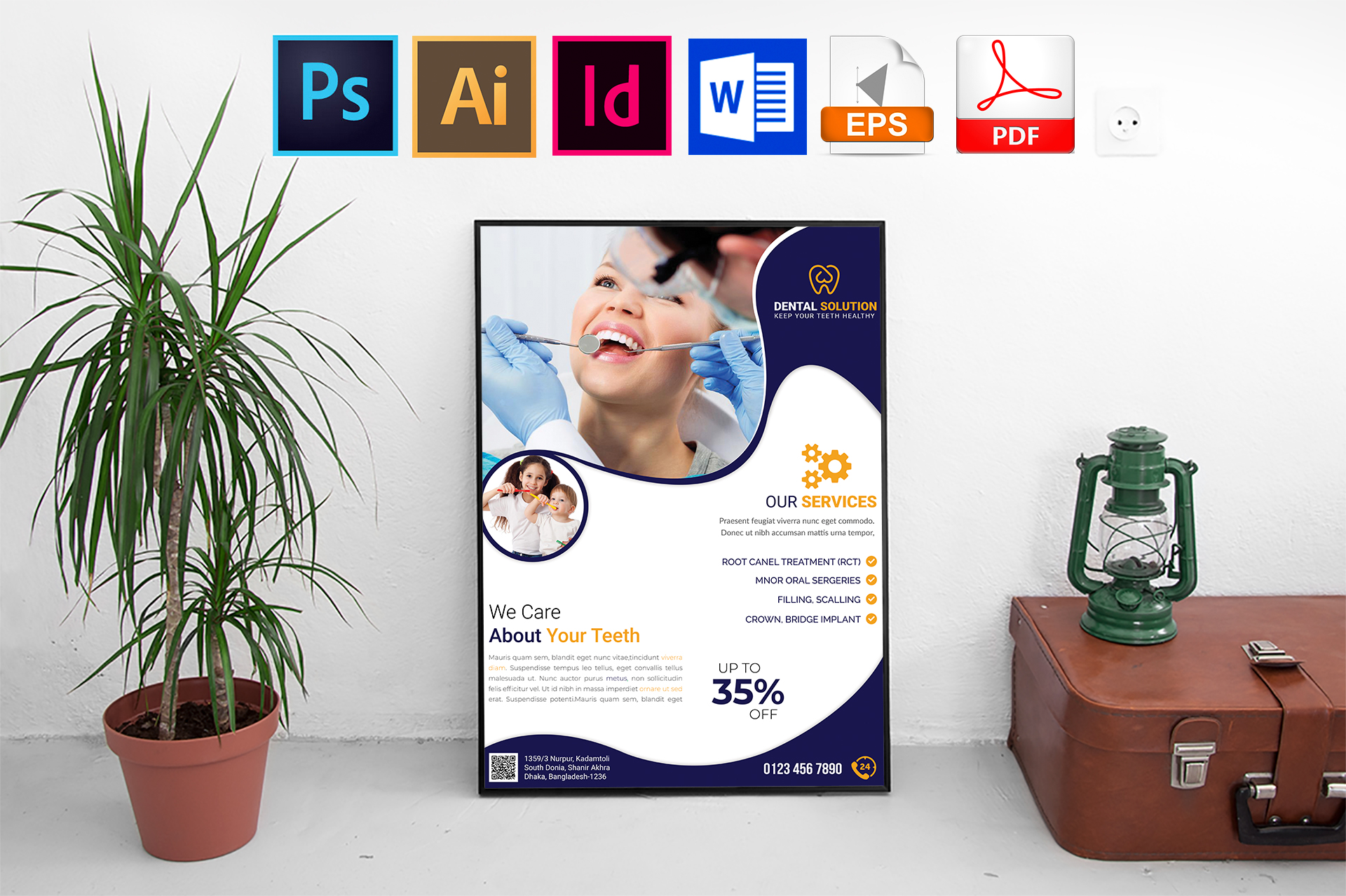 Poster | Dental Vol-01 example image 1