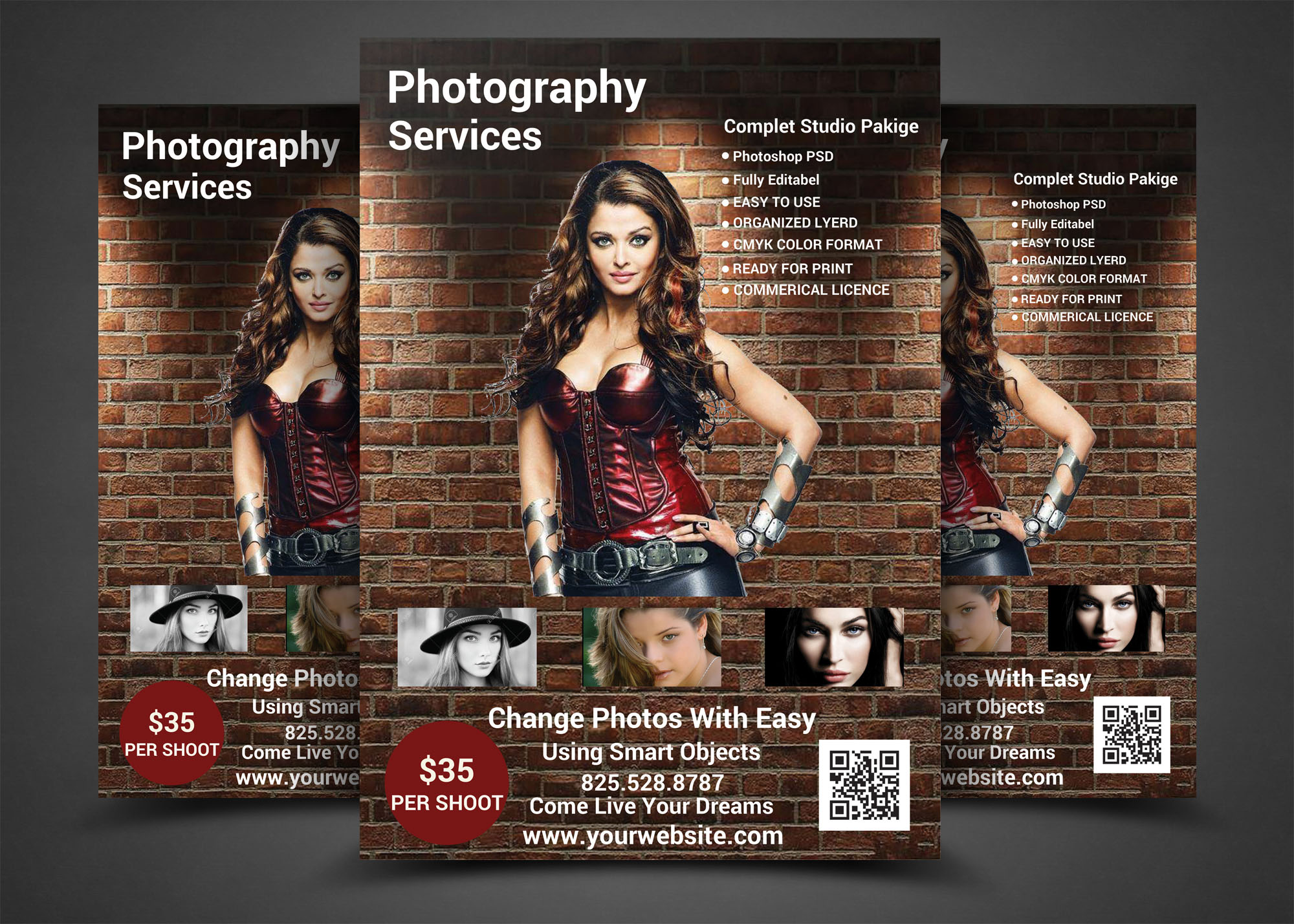 Photogrphy Flyer example image 1