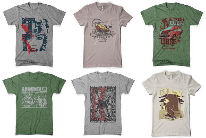 100 Premium T-shirt Designs example image 4