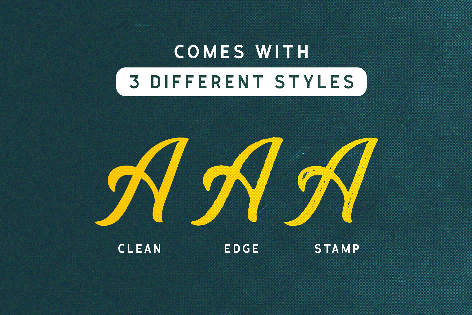 Greatly Font Duo & Logo Templates example image 4