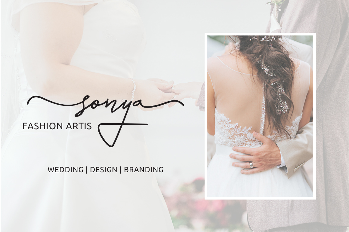 Laura Hellaw a lovely script font example image 2