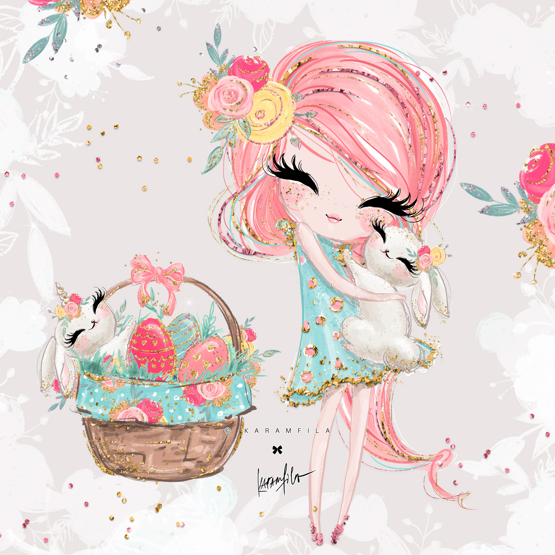 Easter Clipart example image 4