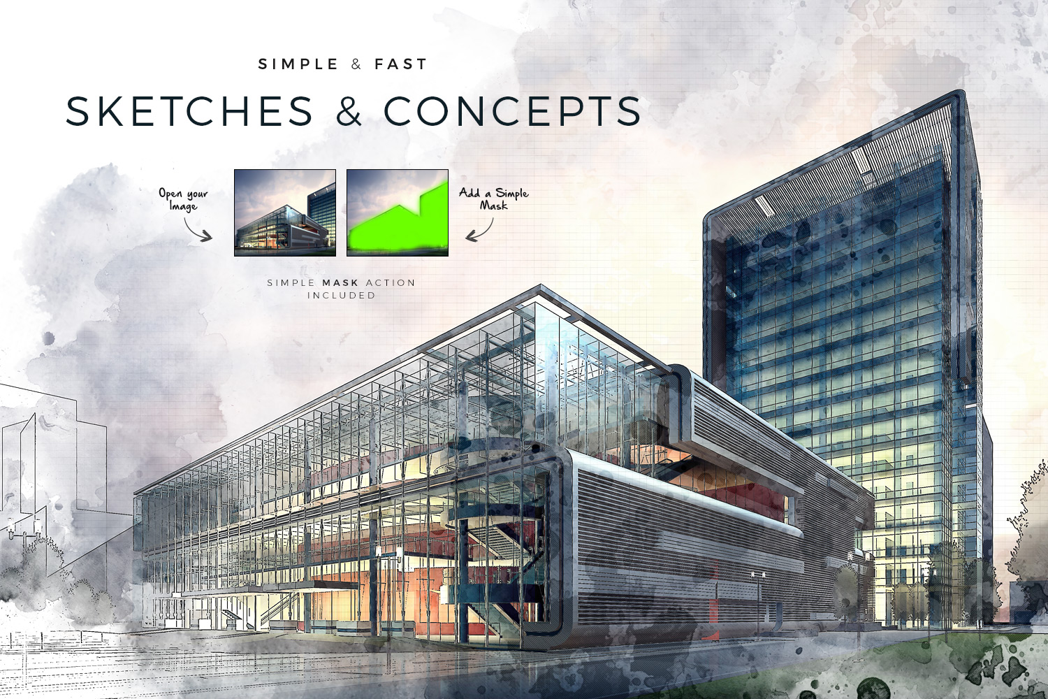 ArchiSketch & Concepts example image 1