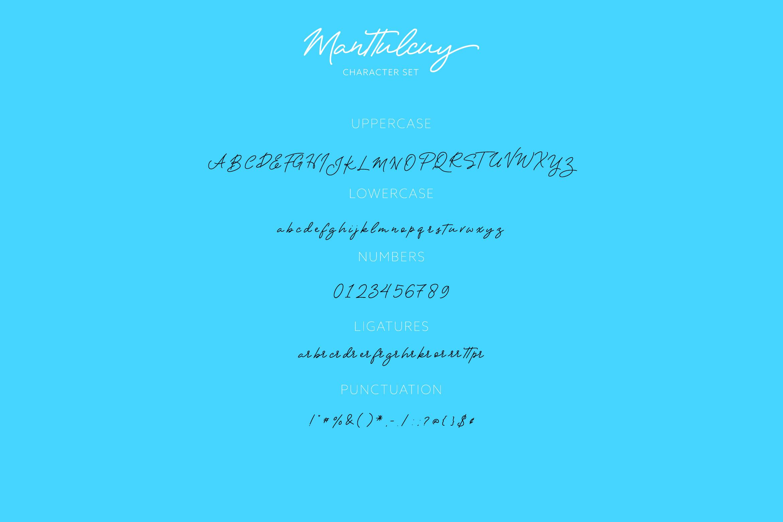 Manttulcuy Signature example image 9