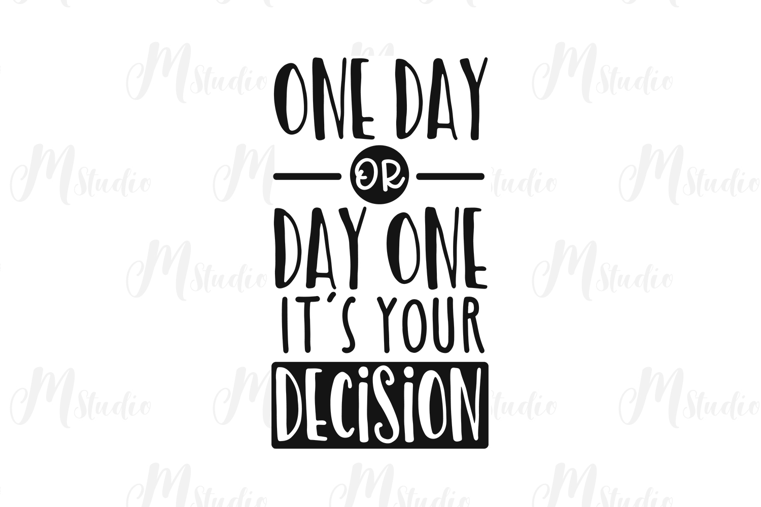 Inspirational Quotes svg Bundle example image 17