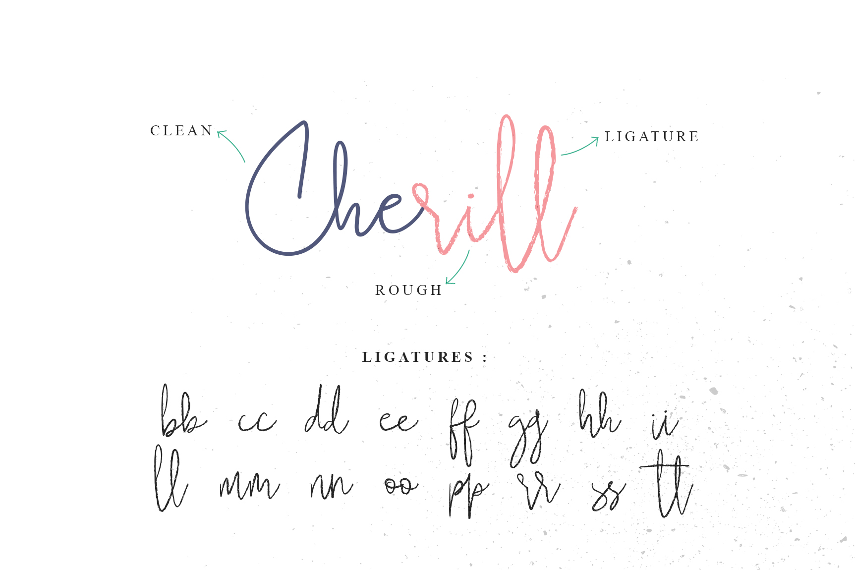 Cherill Rough & Clean example image 6