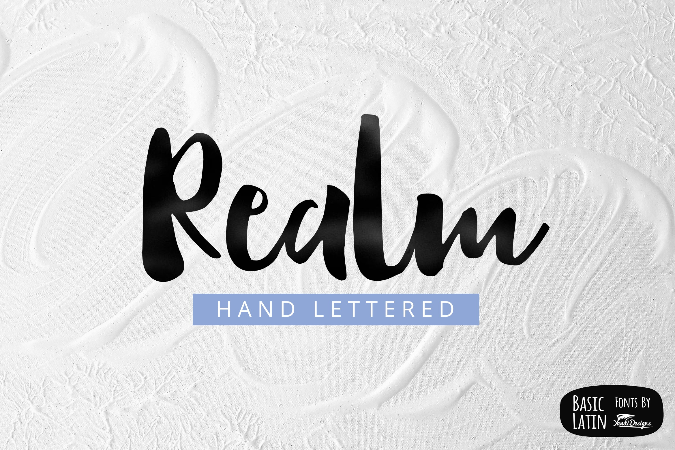 Realm Font example image 1