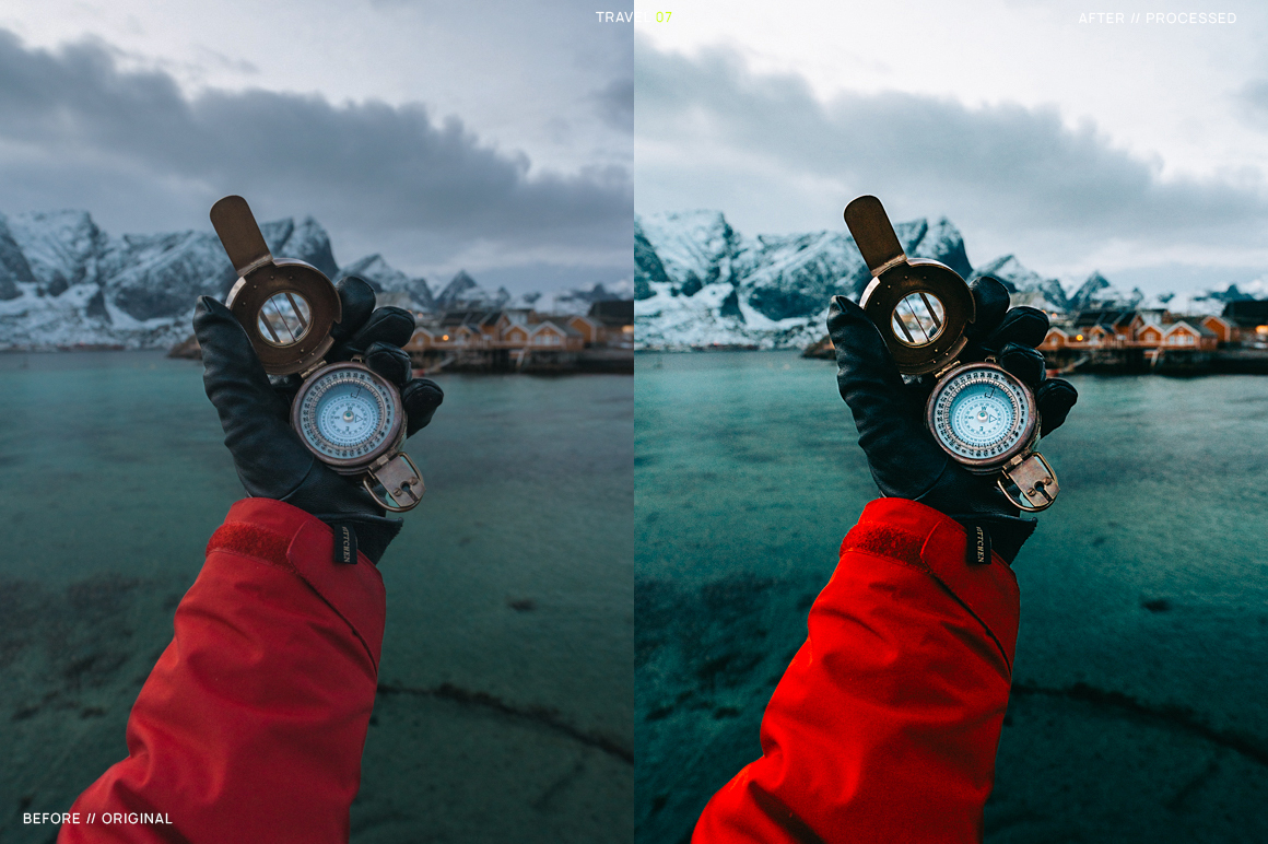 25 Travel Presets for Lightroom example image 9