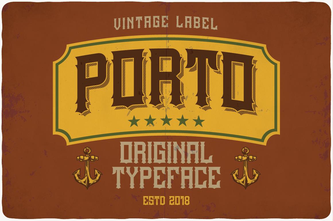 Vintage Fonts Bundle example image 23