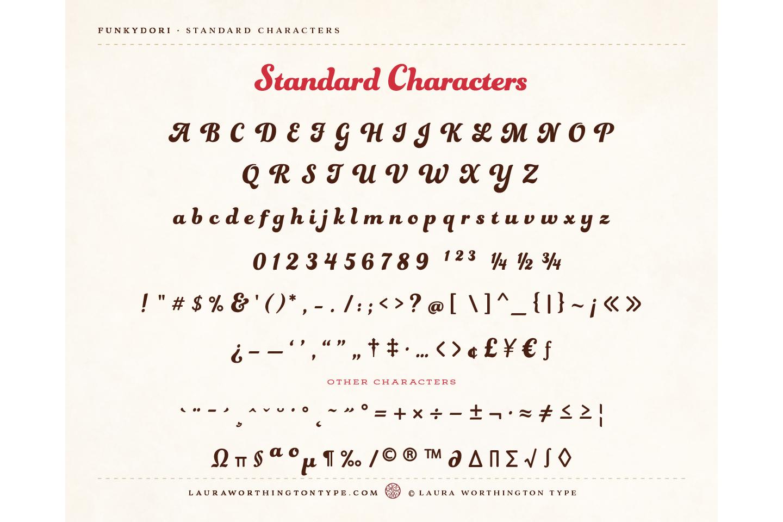 Funkydori Regular example image 4