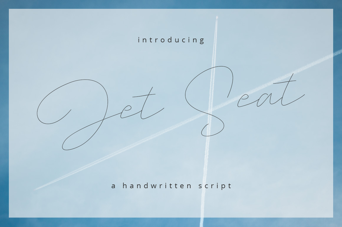 Jet Seat Script example image 8
