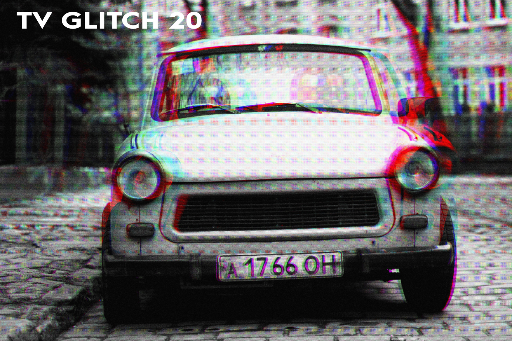 AL's Glitch TV Action Pack Vol. 1 example image 22