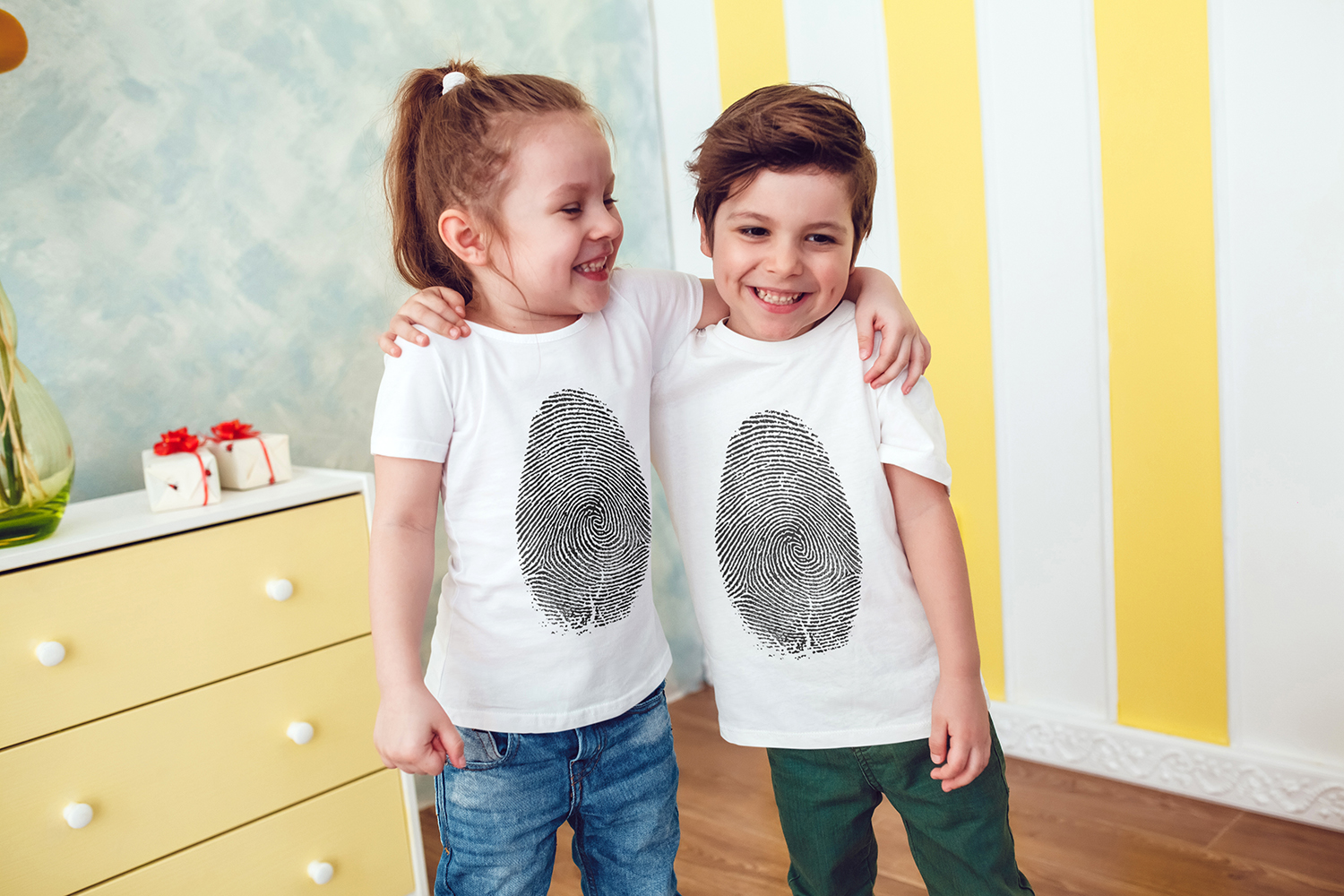 Kids T-Shirt Mock-Up Vol.3 2017 example image 11