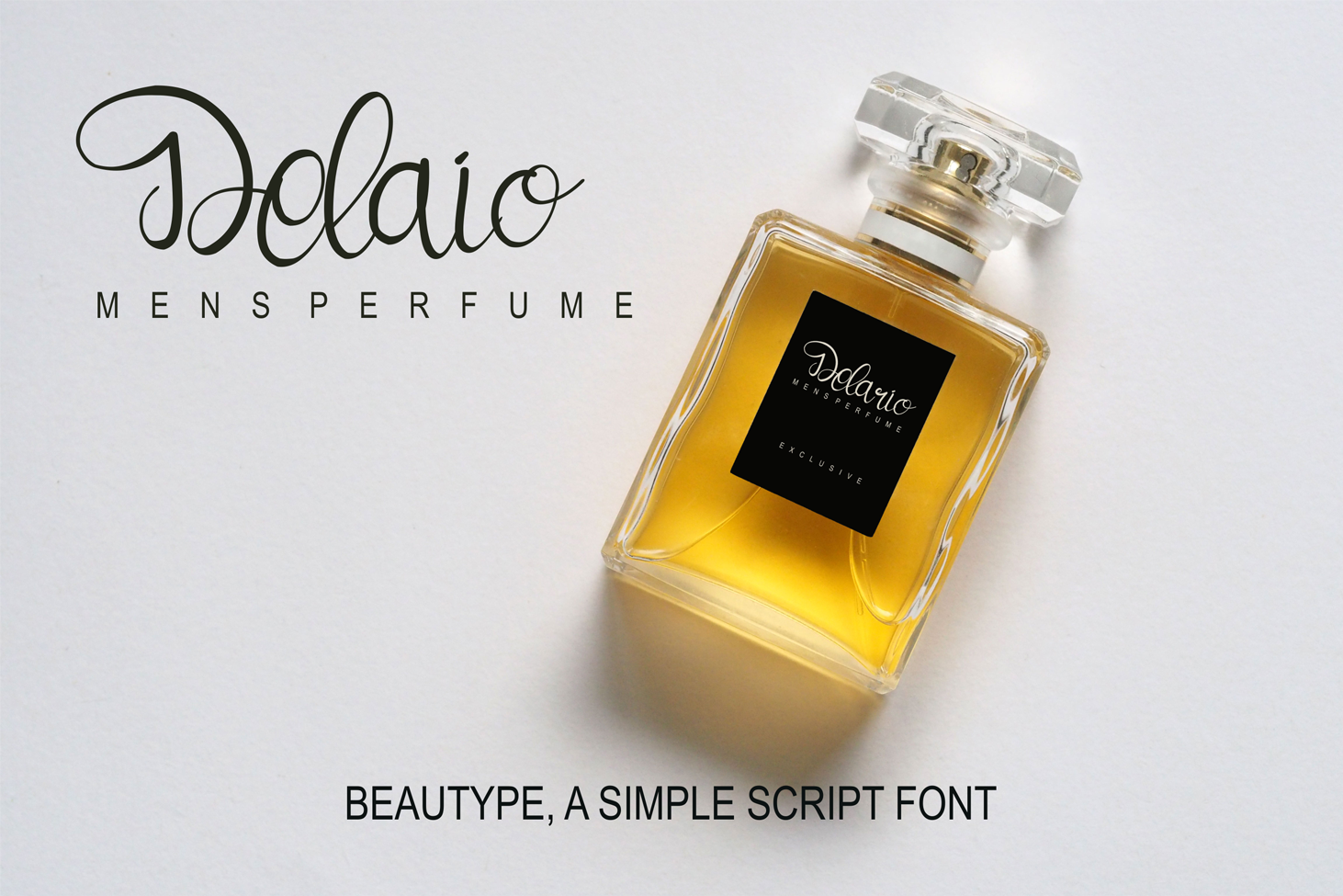 Beautype - Simple Script Font example image 5