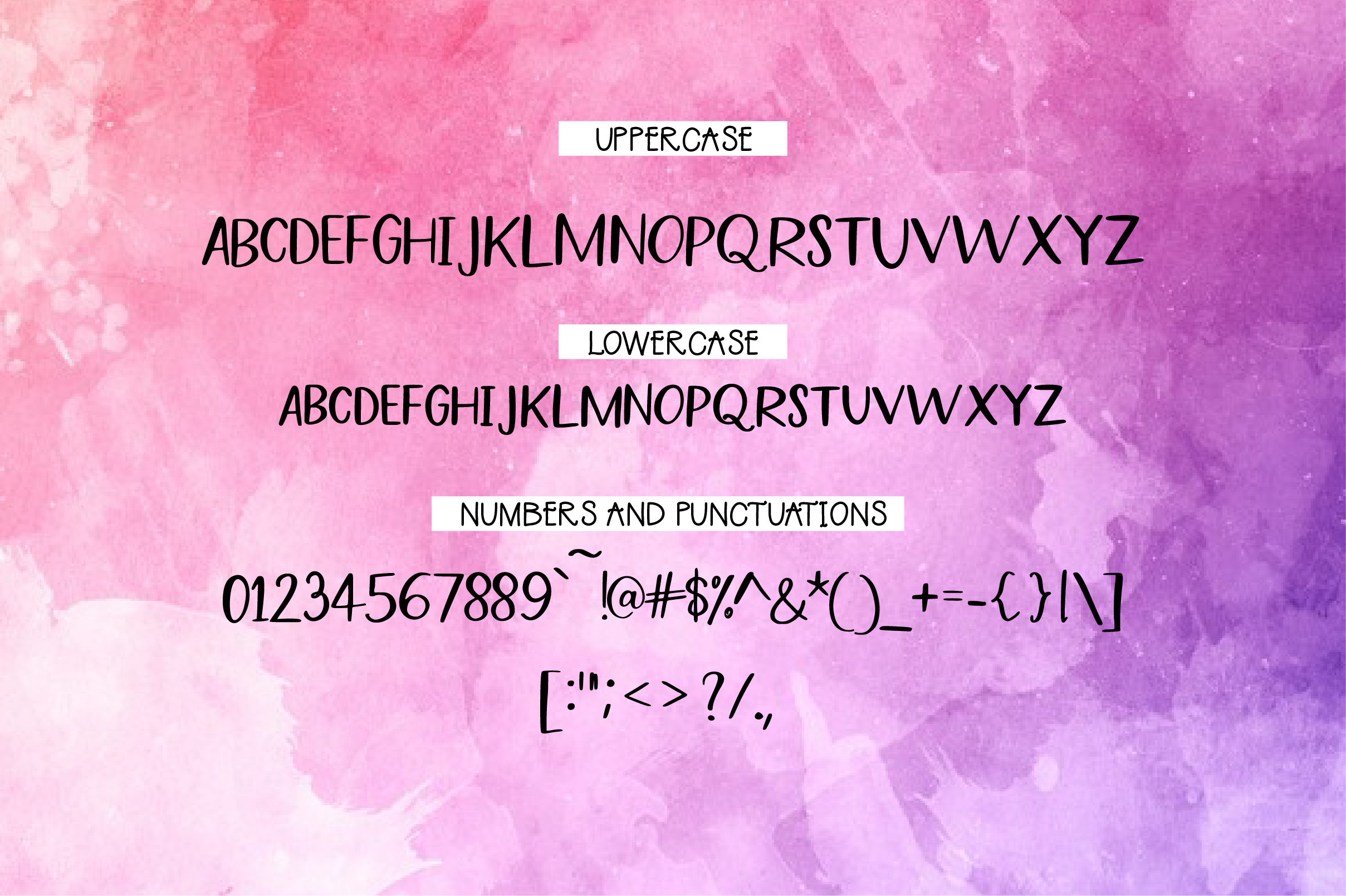 Morning Glory Font Duo  example image 8