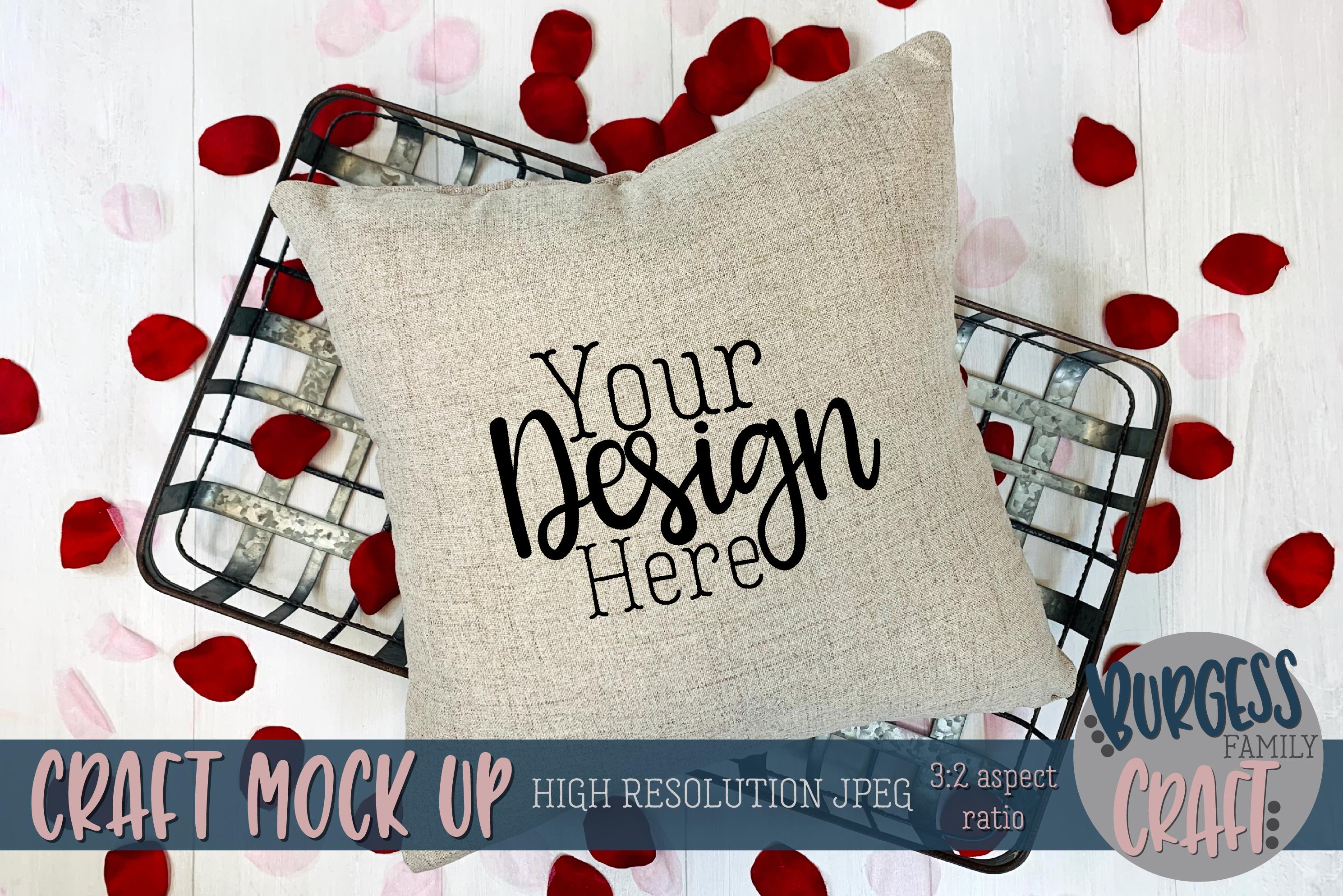 Valentine Mini Bundle Vol III | Craft mock ups example image 4