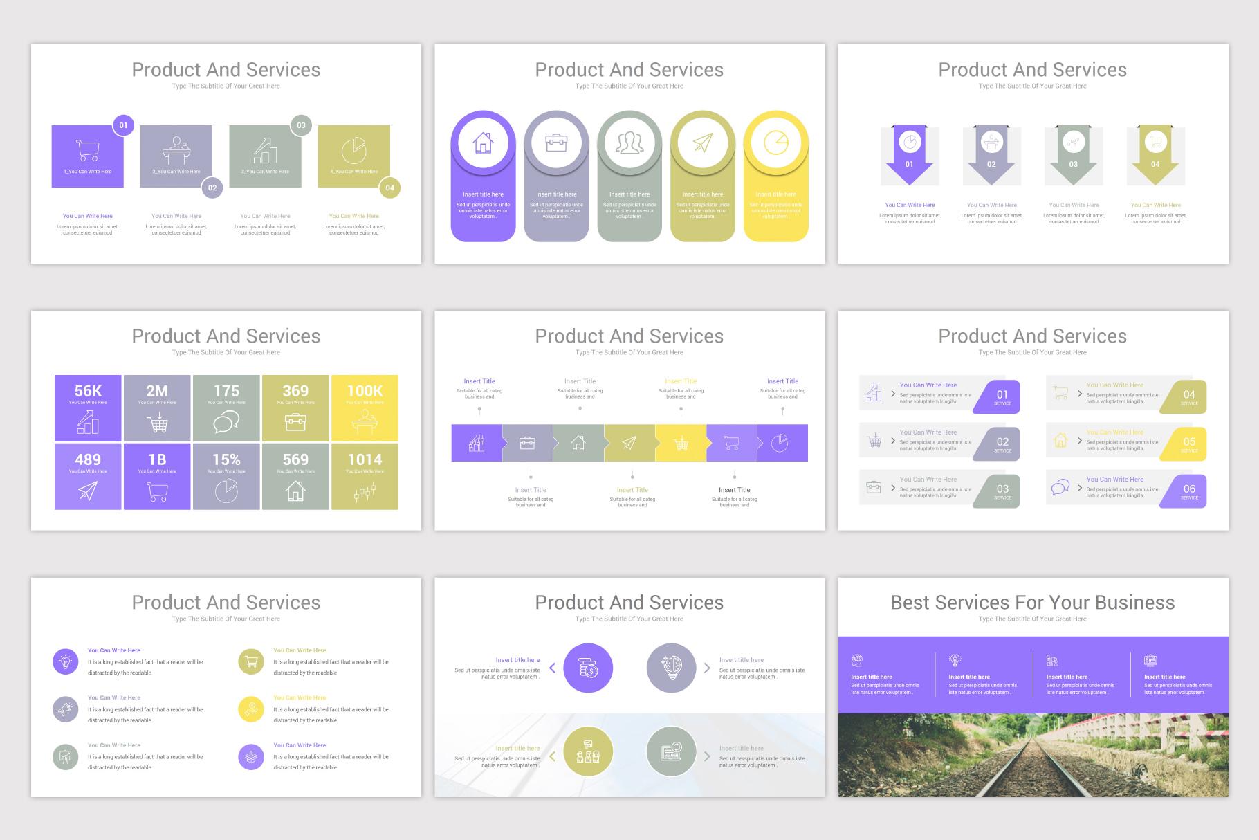 Company Profile Keynote Template example image 9