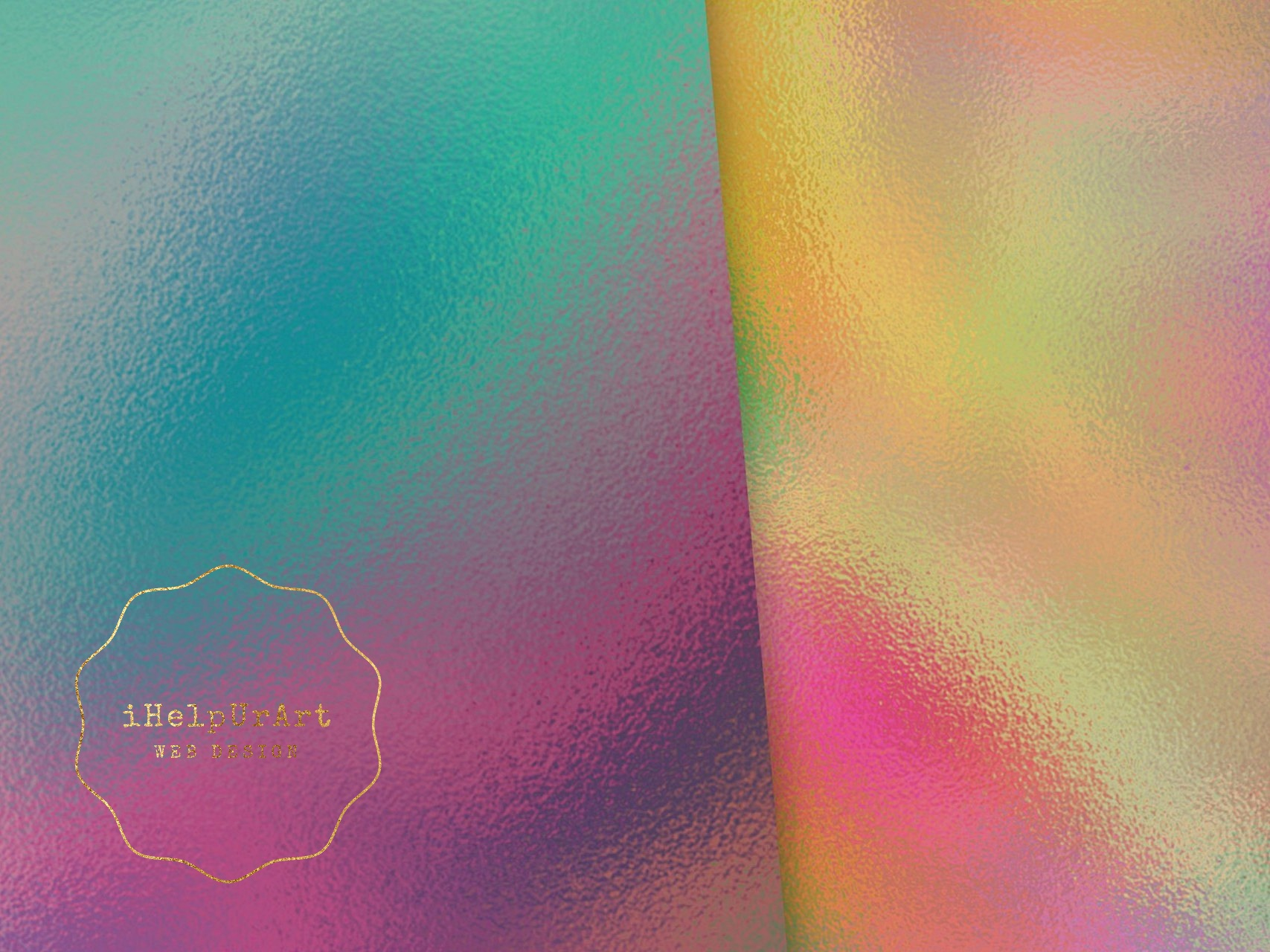 Colorful Holography Papers example image 3