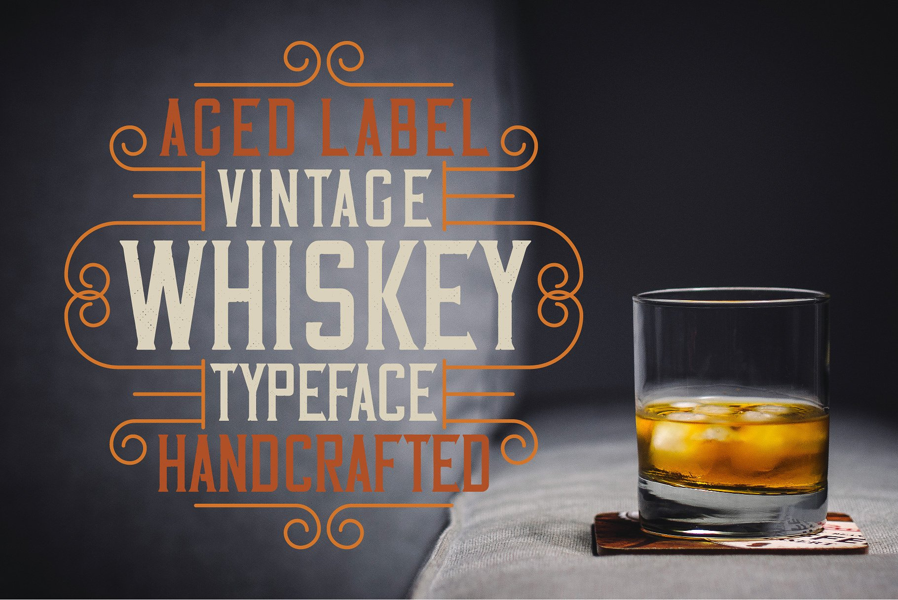 Vintage Whiskey example image 5