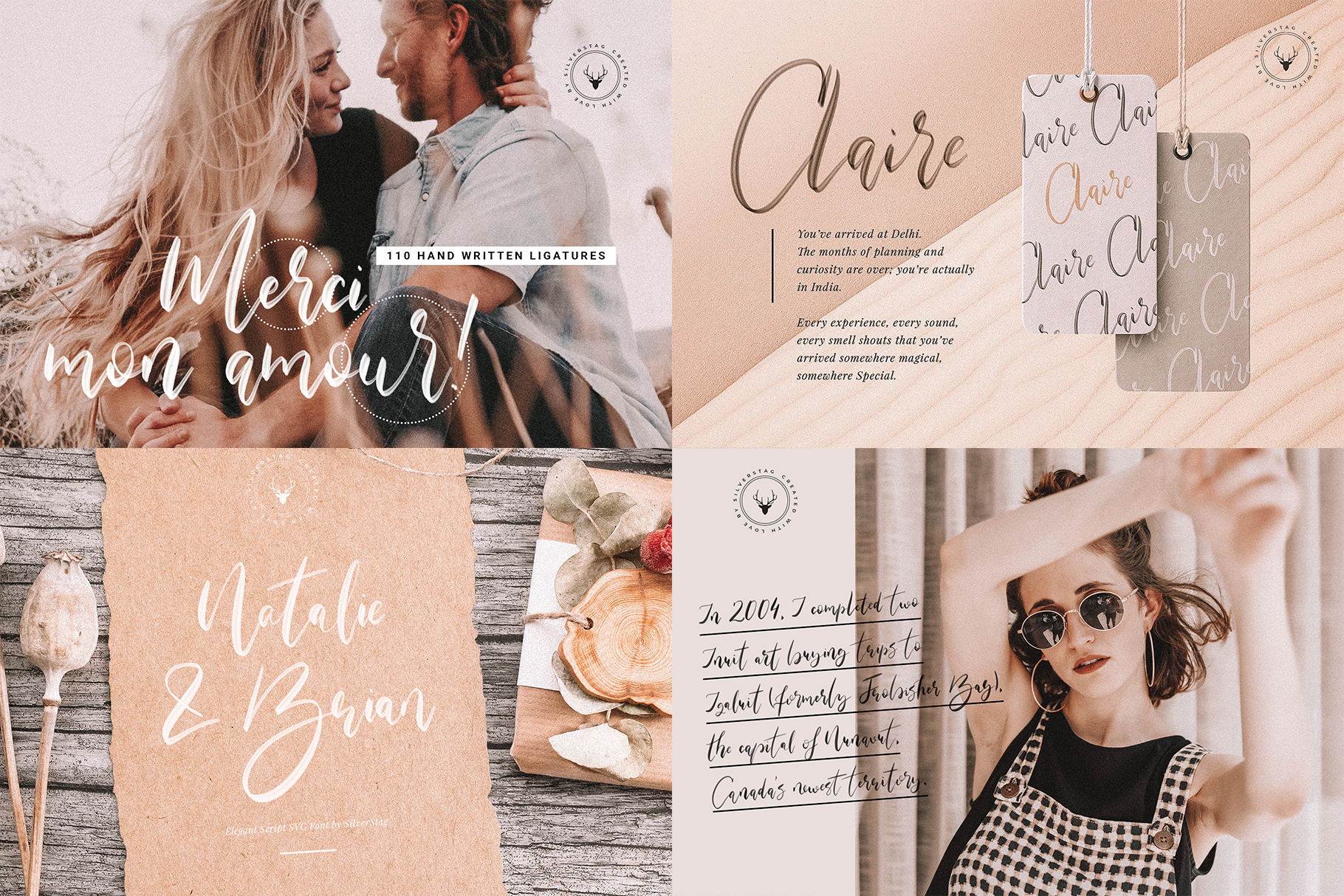 Font Bundle - Limited Time Edition With 80 Percent OFF example image 19