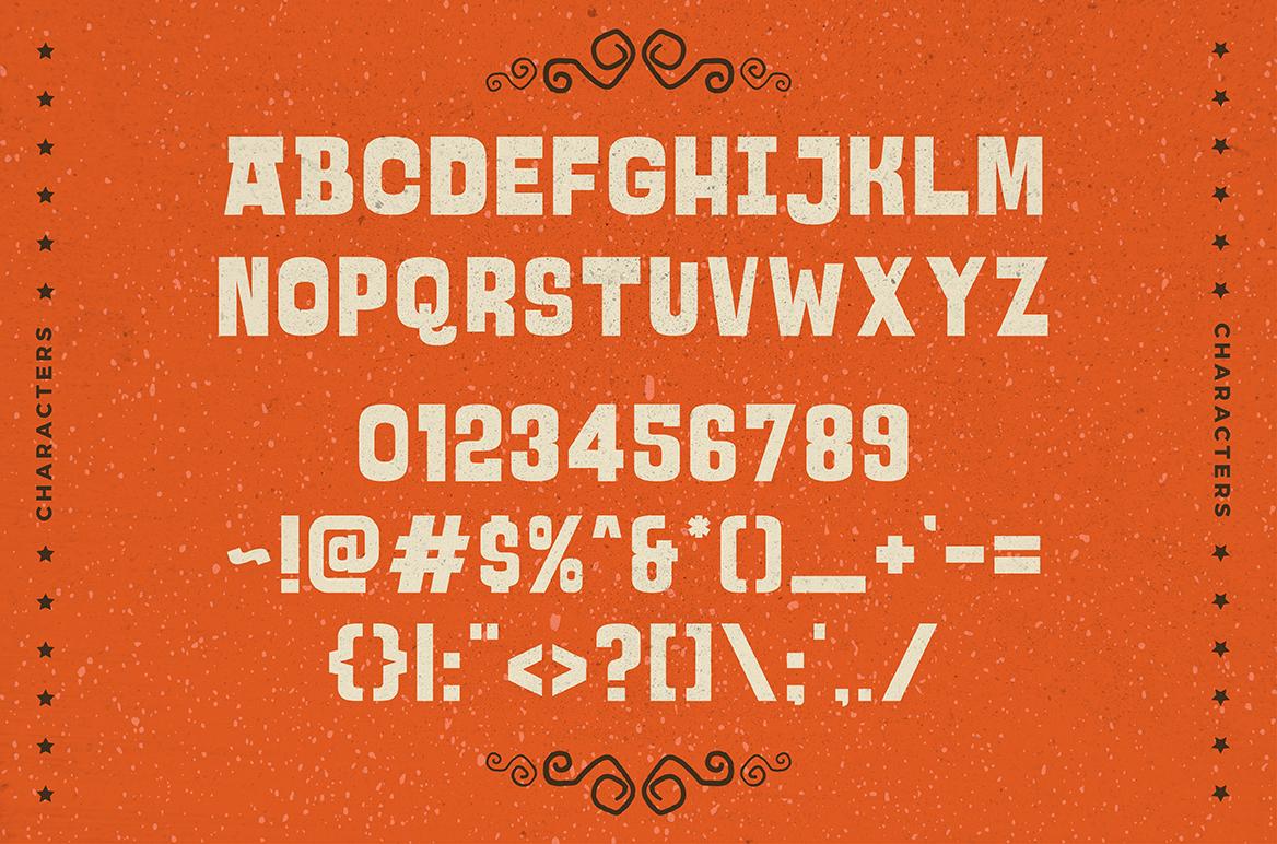 Cucciolo Typeface + Extras example image 6