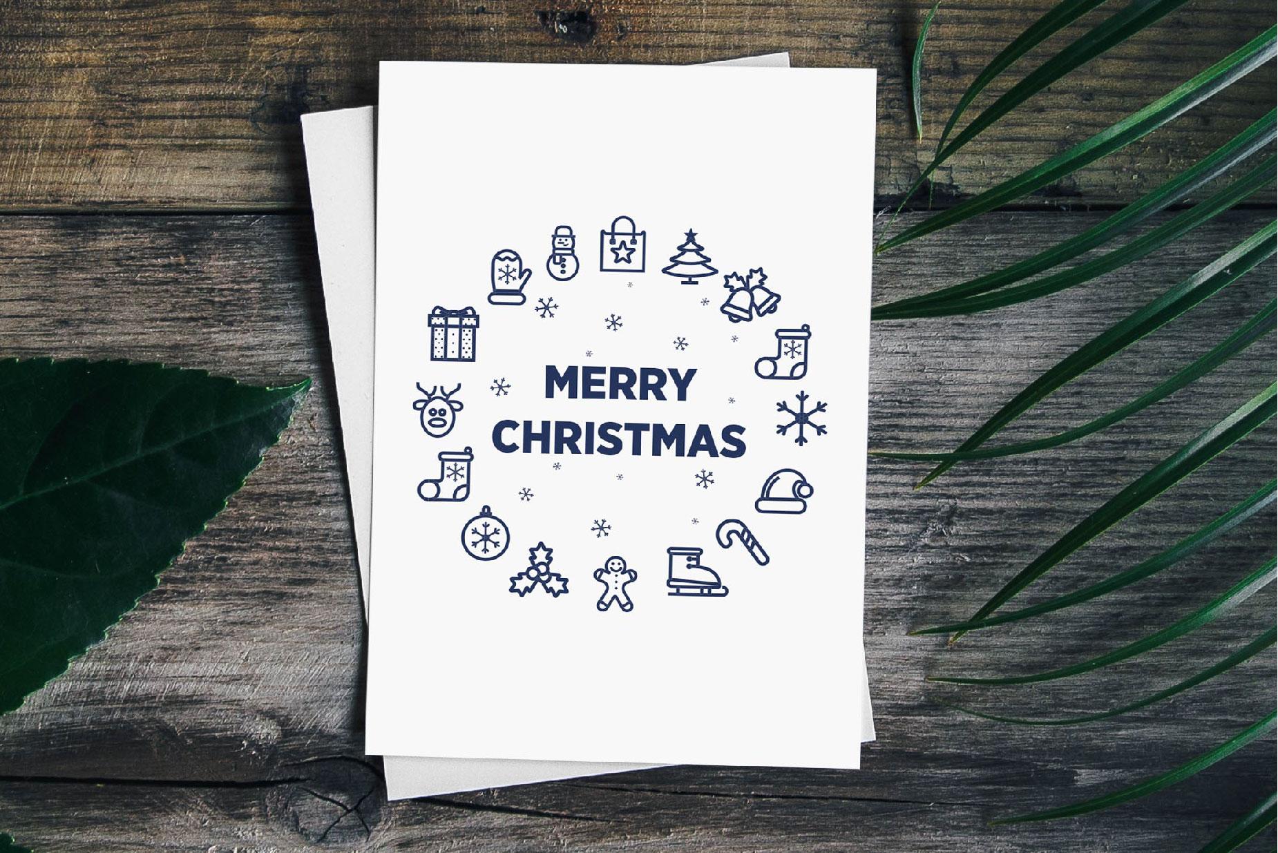Christmas Icon Set example image 6