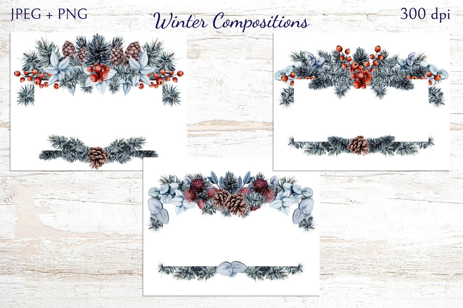 Winter Compositions example image 8