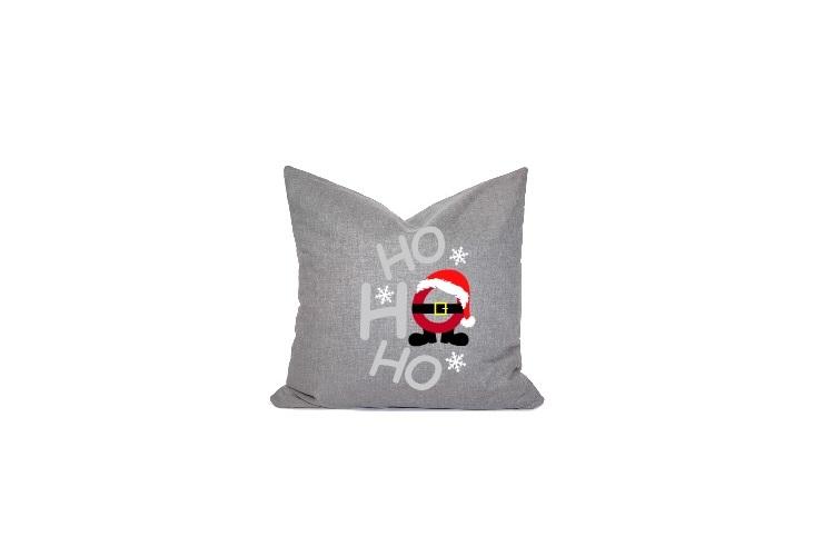 Ho Ho Ho Svg, Christmas Svg, Ho Ho Ho Santa Svg, Santa Hat example image 2