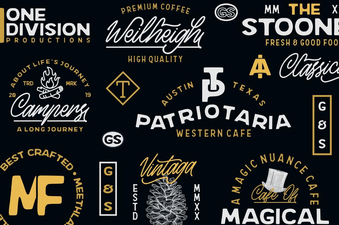 Meethlake Typeface example image 2