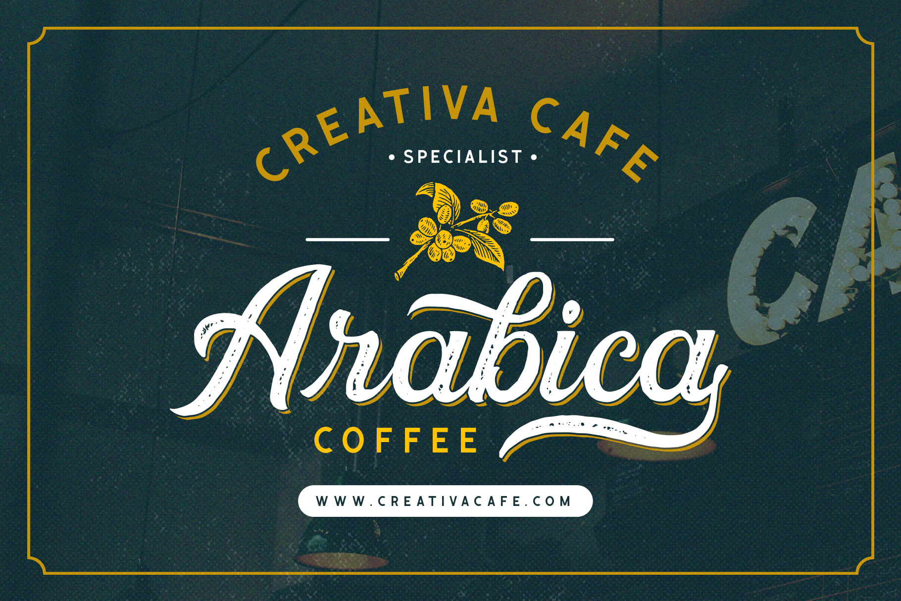 Greatly Font Duo & Logo Templates example image 6