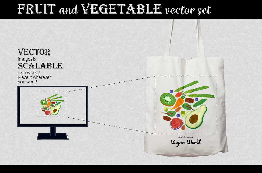Vegan Design Kit example image 2