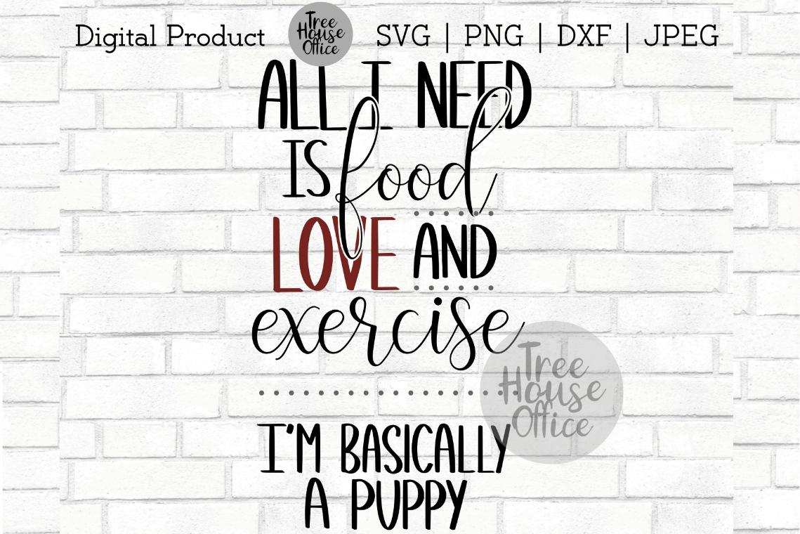 Funny Puppy Dog Svg, Sarcastic Saying, Dog Mom PNG JPEG DXF example image 4