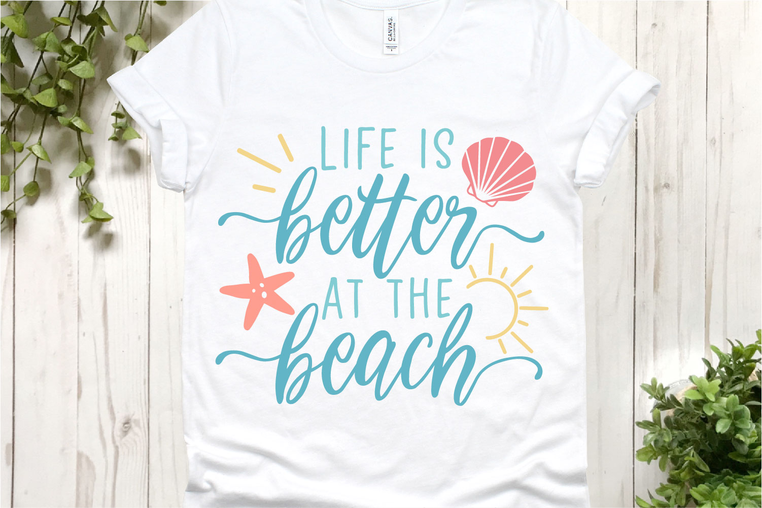 Beach SVG Bundle - Cut Files for Crafters example image 6