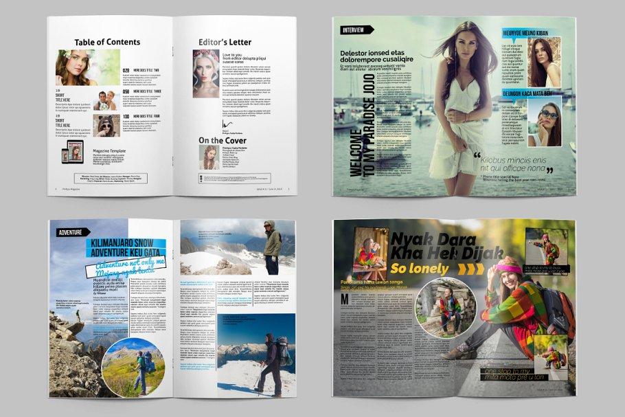 Prettyca Magazines example image 5