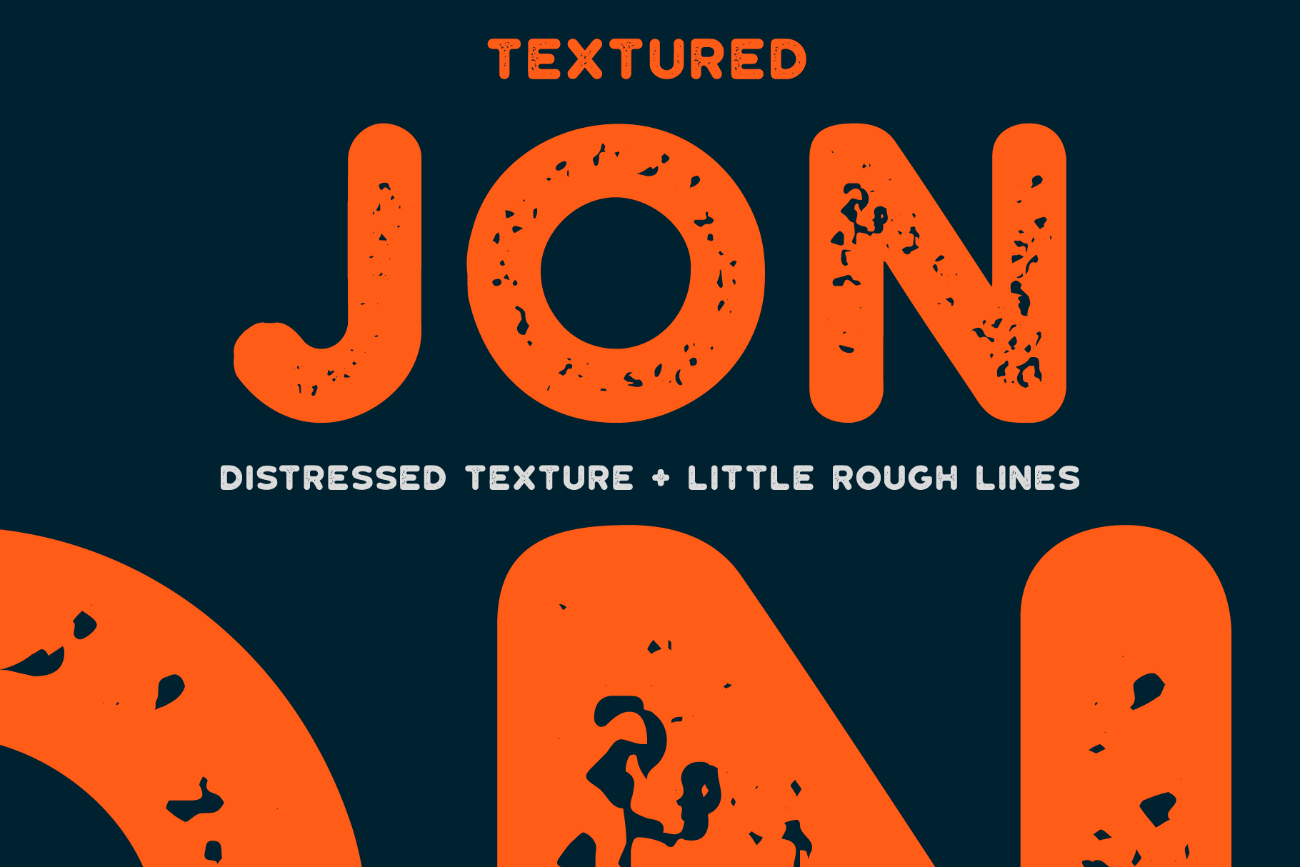 Roundhouse - Rounded Vintage Typeface example image 9