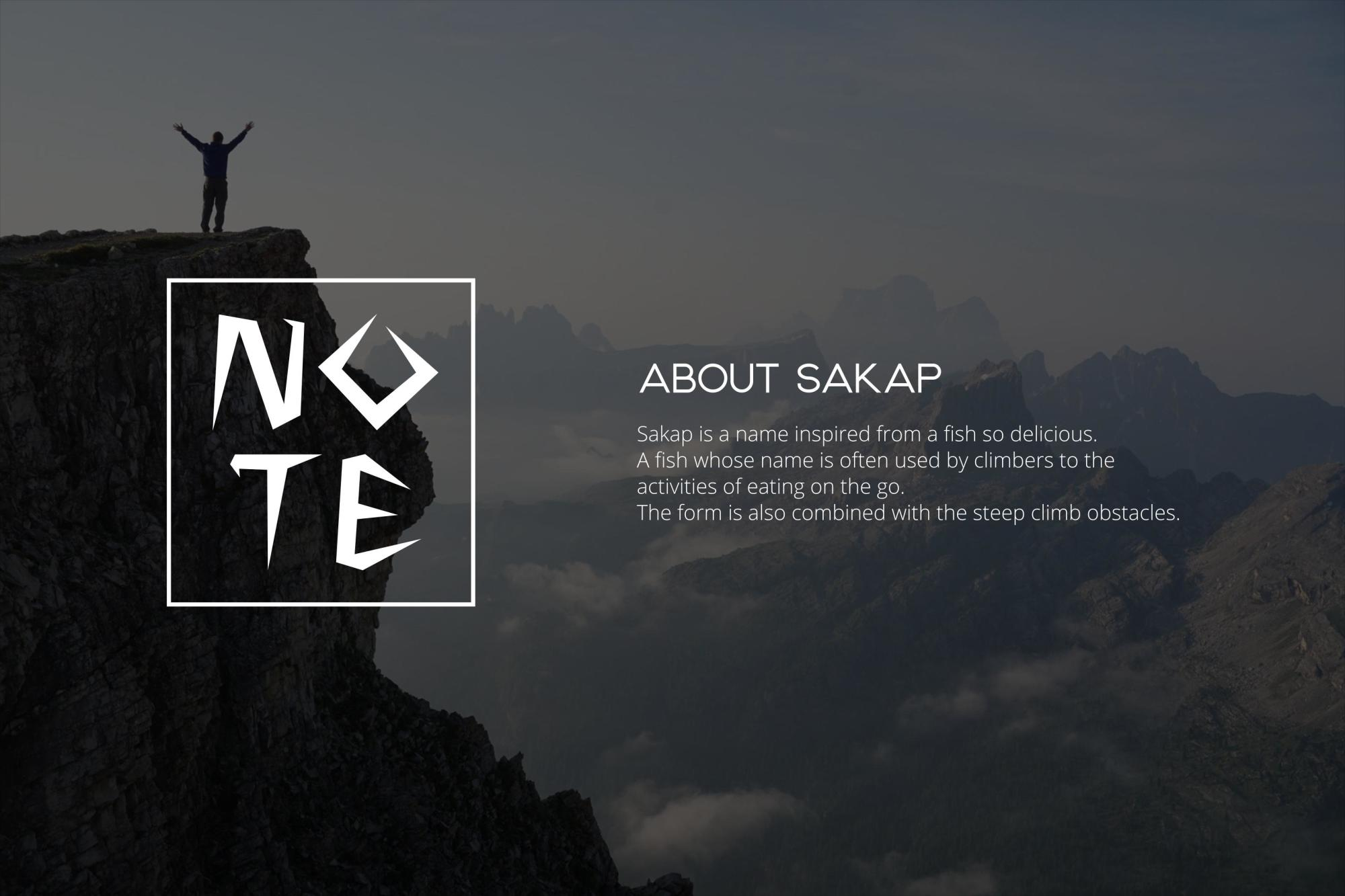Sakap Typeface Font example image 3