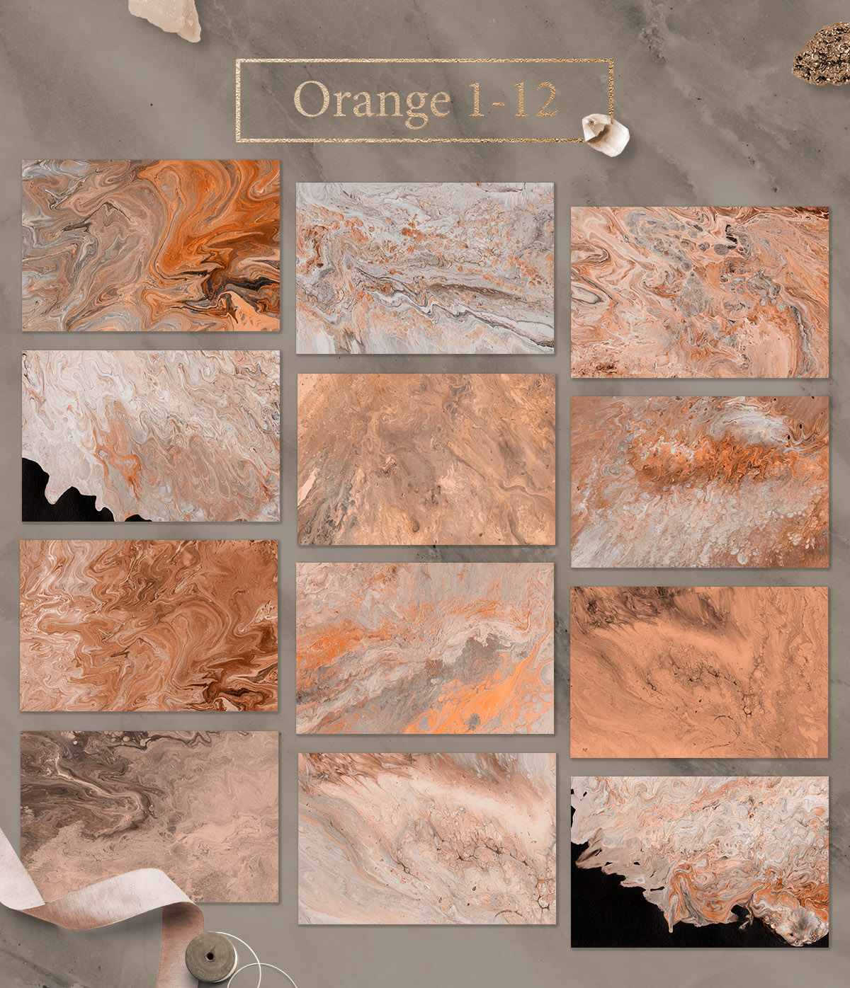 108 Flow Liquid Textures example image 9