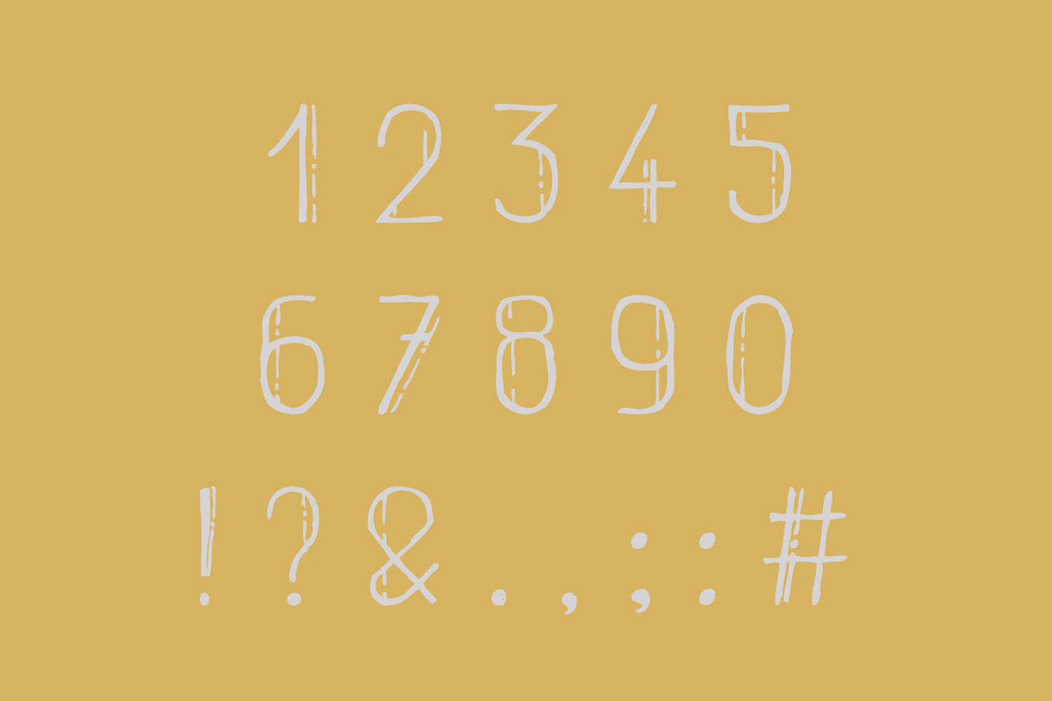 Stripped - A Thin Retro Font example image 5