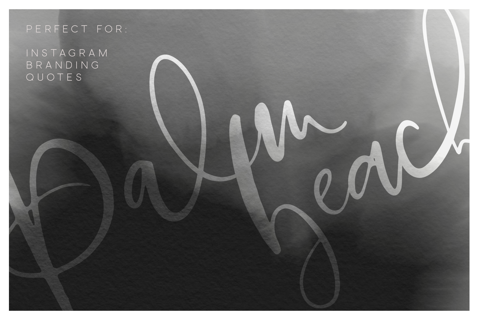 Palm Beach | Casual Script Font example image 16