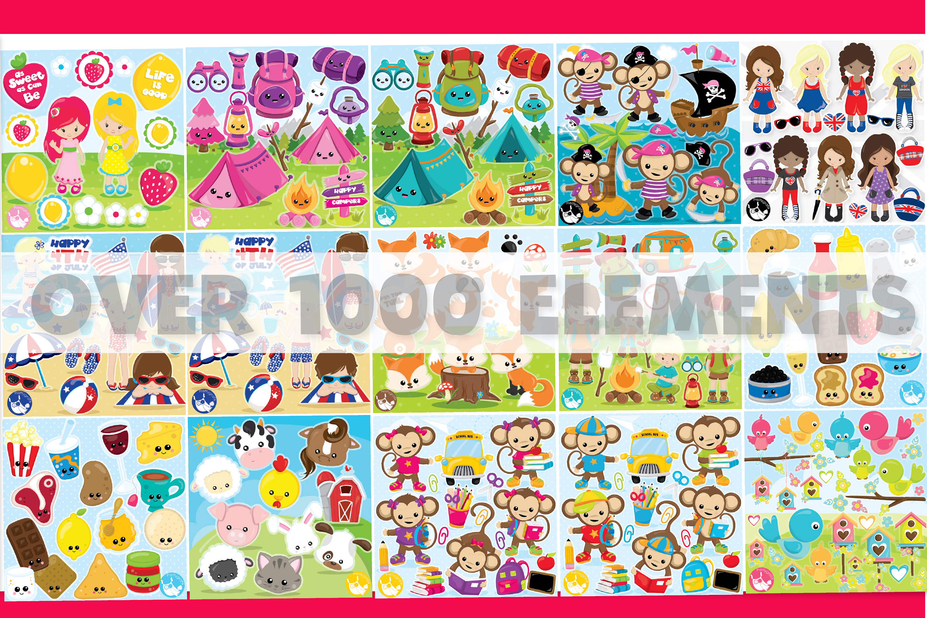 MEGA BUNDLE PART13 - 40000 in 1 Full Collection example image 4