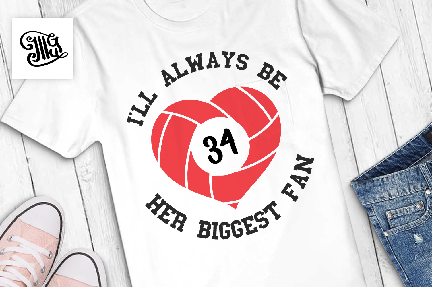 Volleyball svg bundle example image 10