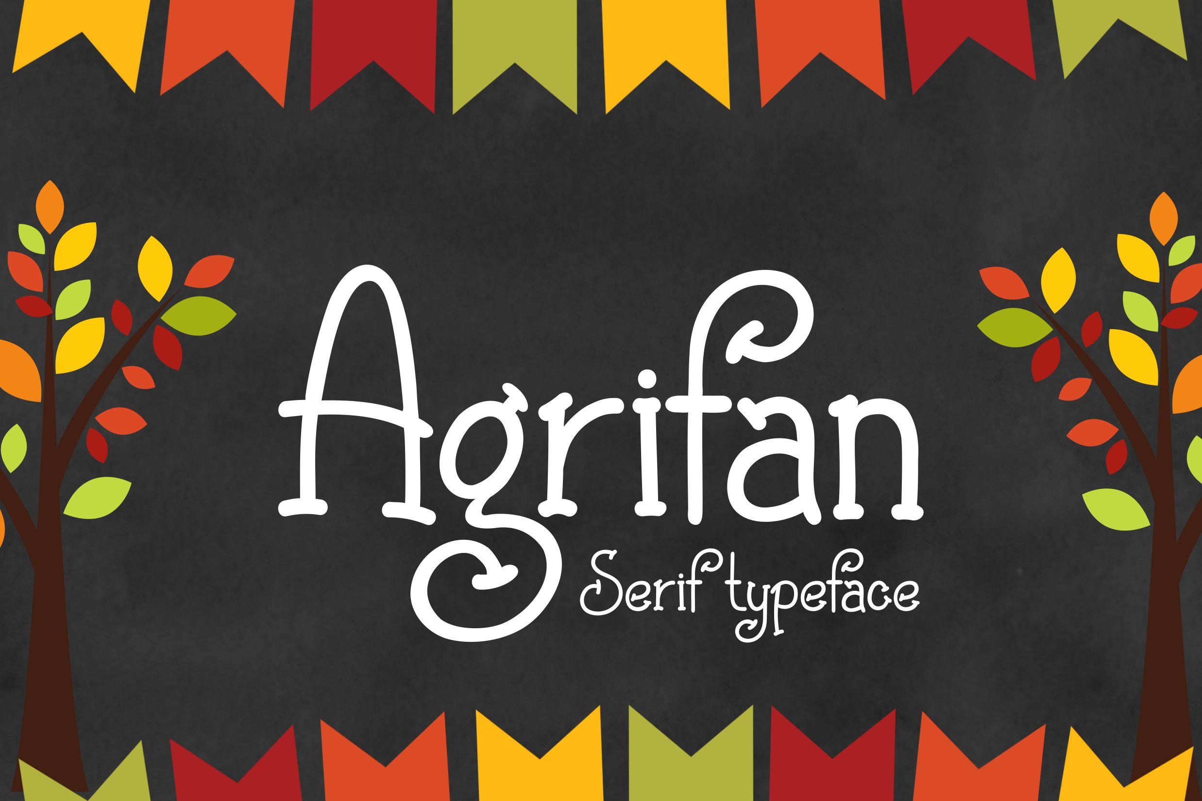Agrifan example image 1