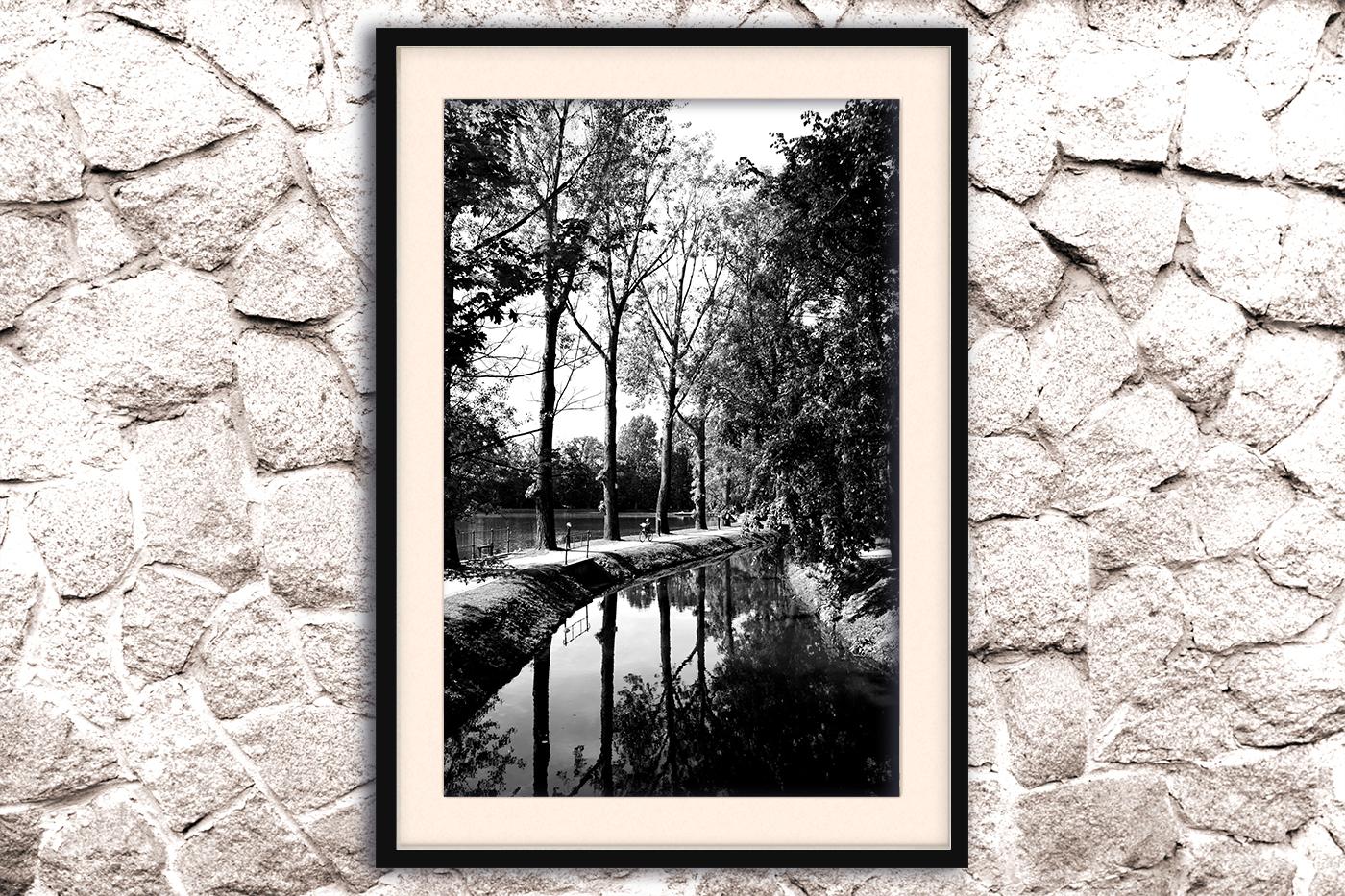 Nature photo, landscape photo, lake photo example image 3