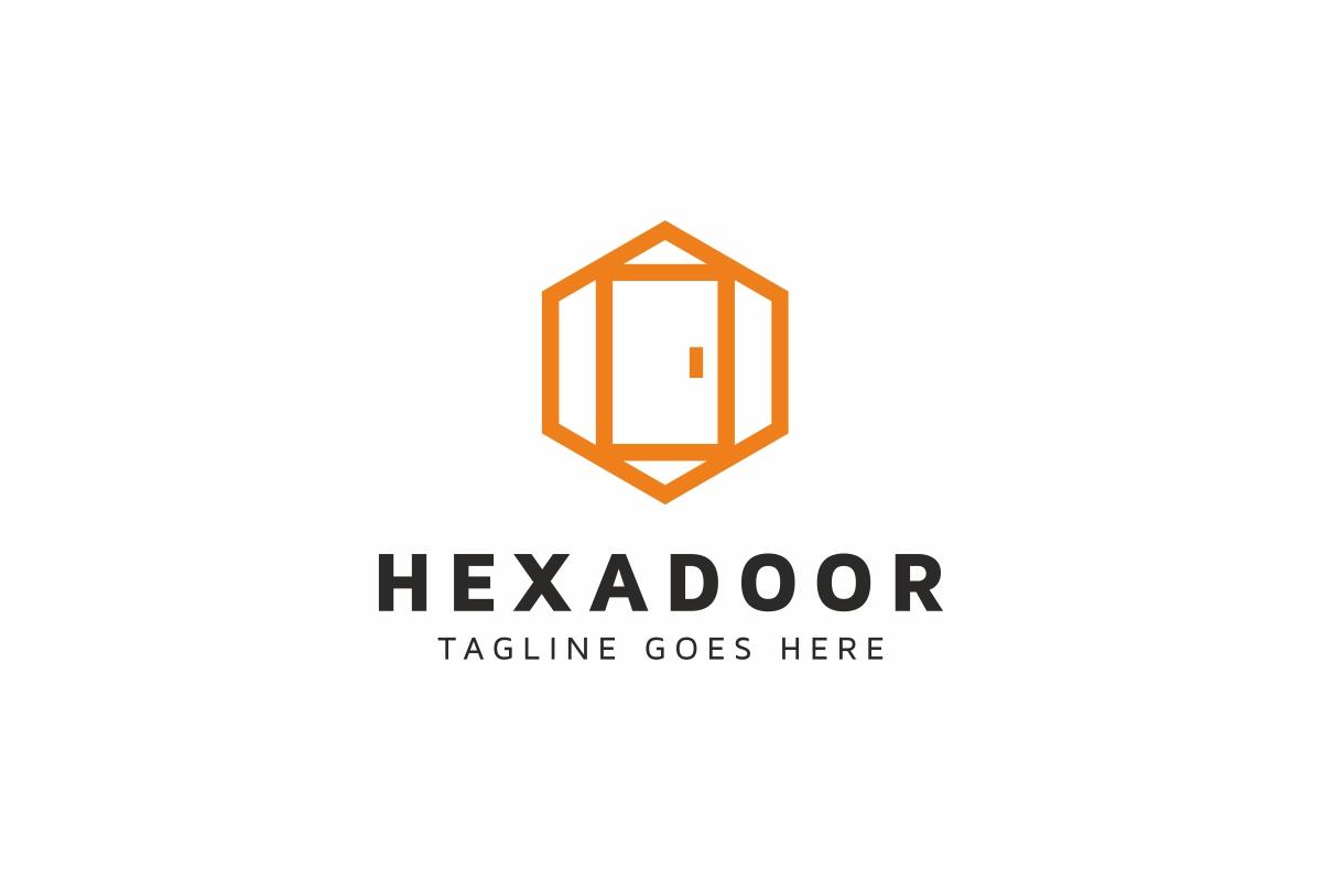 Hexa Door Logo example image 1