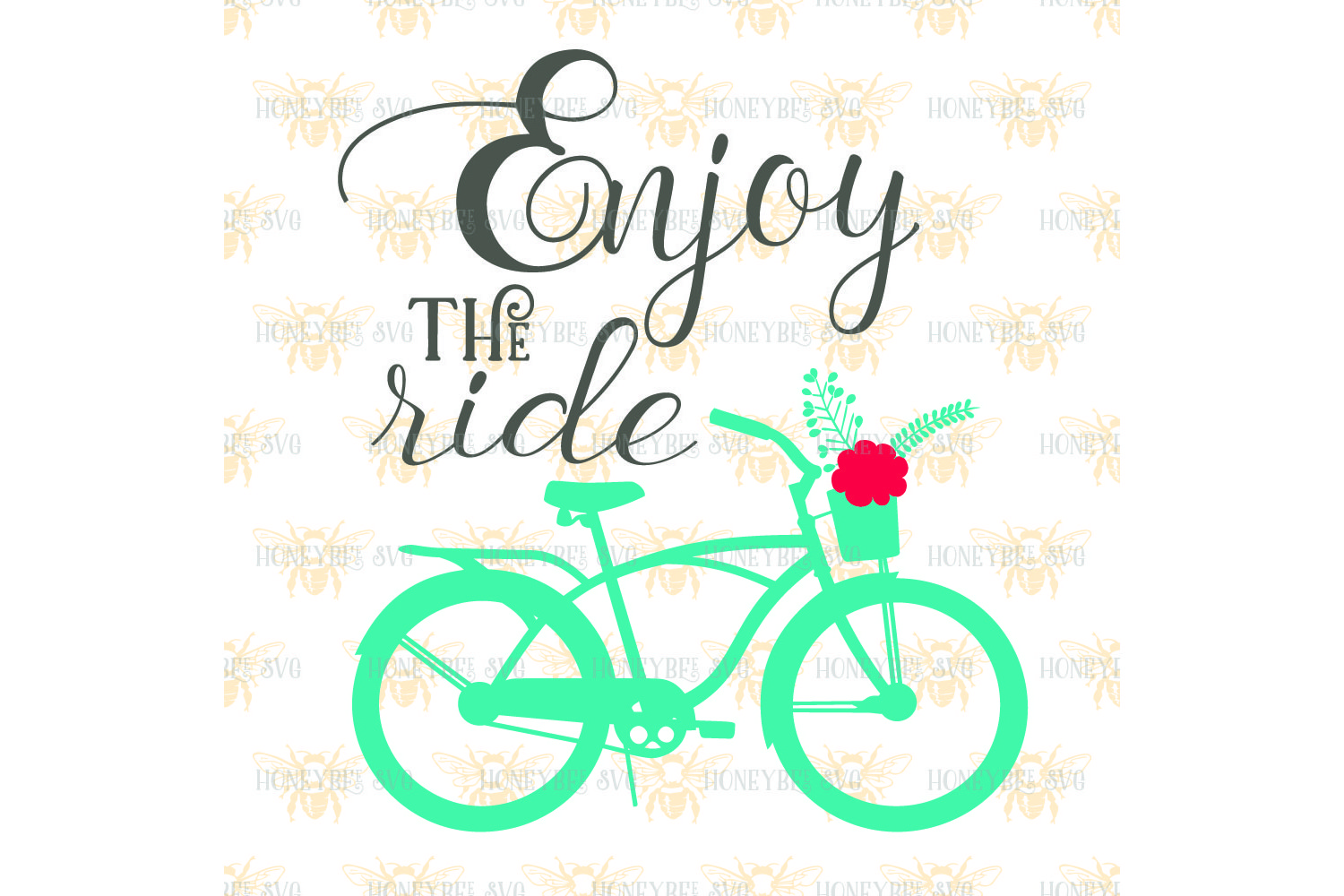 Enjoy the Ride svg example image 2